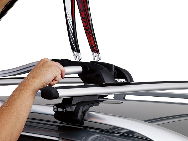 The sleek, light and convenient fork mount bike carrier for the professional look and feel.